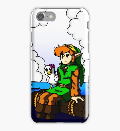 new zelda  iPhone Case/Skin