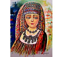 The Armenian Gril Photographic Print
