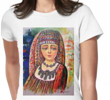 The Armenian Gril Womens Fitted T-Shirt