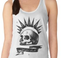 Misfit skull Women's Tank Top