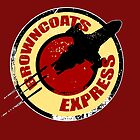 BROWNCOATS EXPRESS by karmadesigner