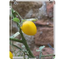 yellow chili iPad Case/Skin