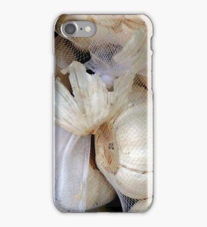 Garlic brides iPhone Case/Skin
