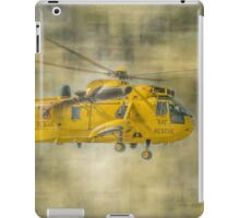 RAF Rescue  iPad Case/Skin