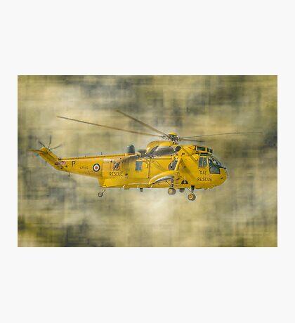 RAF Rescue  Photographic Print