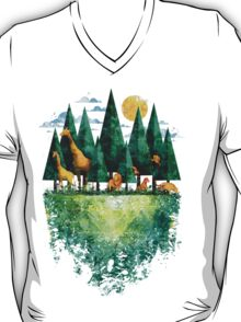 Geo Forest T-Shirt