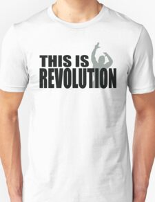 This is Zyzz Revolution T-Shirt