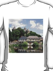 The Chateau of Combourg in Brittany, France. T-Shirt
