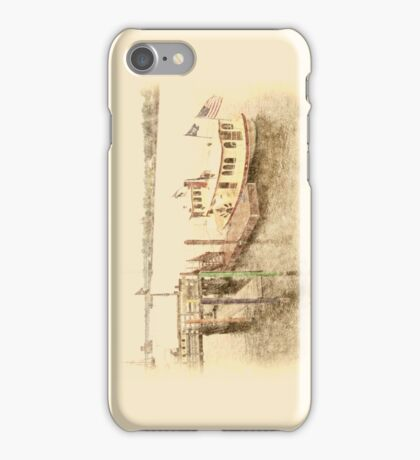 Land of Sky-Blue Water iPhone Case/Skin