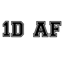 1D AF by saladinthewind