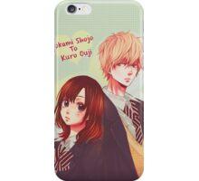 Ookami Shojo To Kuro Ouji iPhone Case/Skin