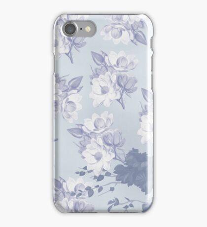 Romantic flowers iPhone Case/Skin