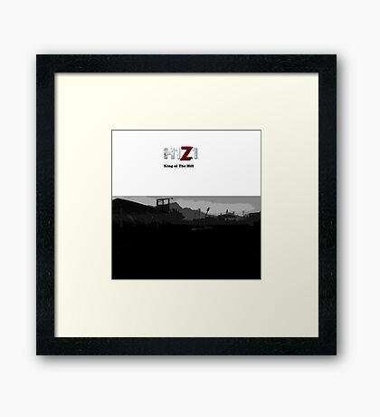 H1Z1 Framed Print