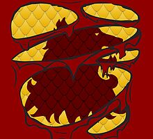 Lannister Inside (version 2 variant) by Zarevic