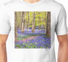 Bluebells in Spring Unisex T-Shirt