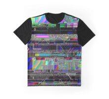 Glitch art Graphic T-Shirt