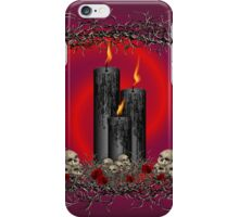 Gothic Dreams iPhone Case/Skin