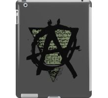 System of Decay iPad Case/Skin