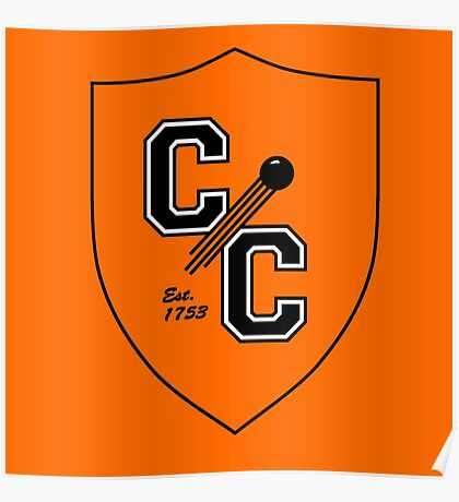 Chudley Cannons Logo Poster