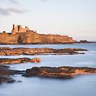 Tantallon morning by Christopher Cullen
