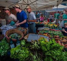 The Market by randywalton