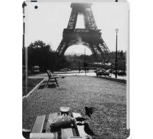 Breakfast In Paris iPad Case/Skin