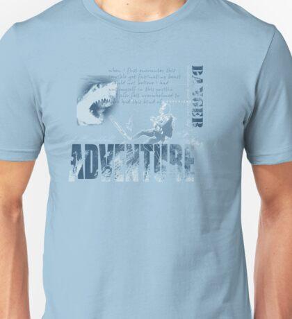 shark dive Unisex T-Shirt