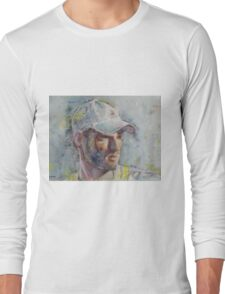Andy Murray - Portrait 9 Long Sleeve T-Shirt