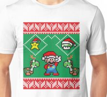 Super Mario Ugly Christmas Unisex T-Shirt