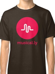 musical.ly musically Classic T-Shirt