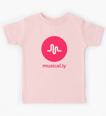 musical.ly musically Kids Tee