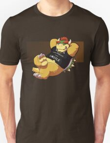 Your Princess is in my castle 2 Unisex T-Shirt