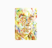 PABLO NERUDA - watercolor portrait.3 T-Shirt