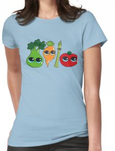 Grow Food Womens Fitted T-Shirt