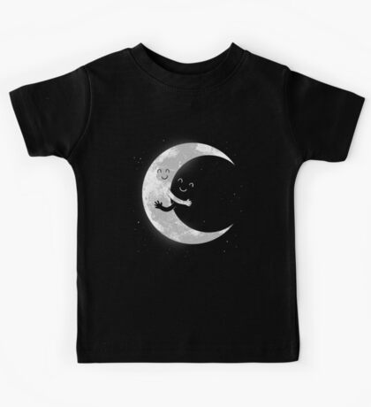 Moon Hug Kids Tee