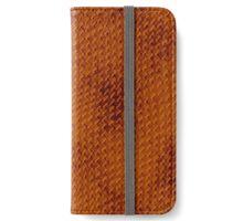 Snake Skin - Copper iPhone Wallet/Case/Skin