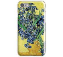 Vincent van Gogh - Still Life with Irises iPhone Case/Skin