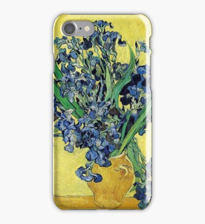Vincent van Gogh - Still Life with Irises iPhone Case/Skin