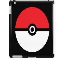 Poke Ball iPad Case/Skin