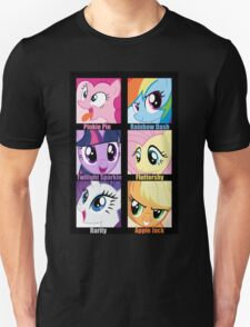 Everypony Is Best Pony T-Shirt