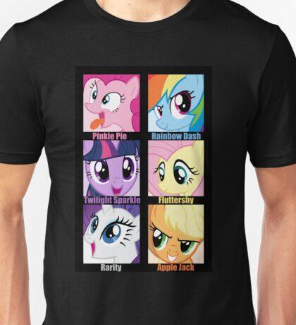 Everypony Is Best Pony Unisex T-Shirt