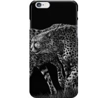Double Trouble - cheetahs iPhone Case/Skin