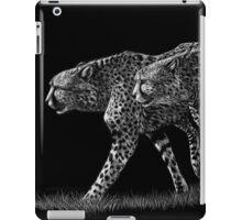 Double Trouble - cheetahs iPad Case/Skin