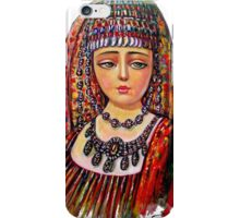 The Armenian Girl (cropped)  iPhone Case/Skin