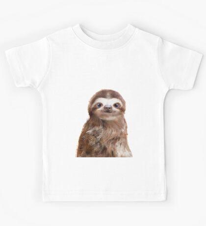 Little Sloth Kids Tee