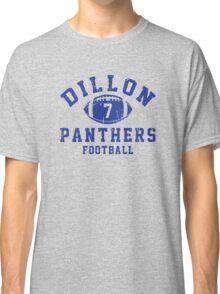 Dillon Panthers Football - 7 Classic T-Shirt
