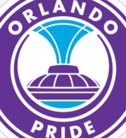 Orlando Pride Sticker