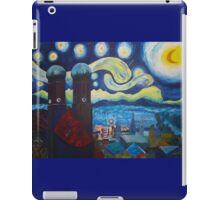 Starry Munich with Oktoberfest iPad Case/Skin