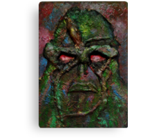Swamp Thing Original Canvas Print
