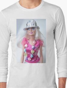 Barbie Doll Long Sleeve T-Shirt